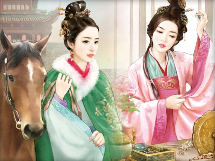 《兰入墨香如故》第五十五章:春城大宴